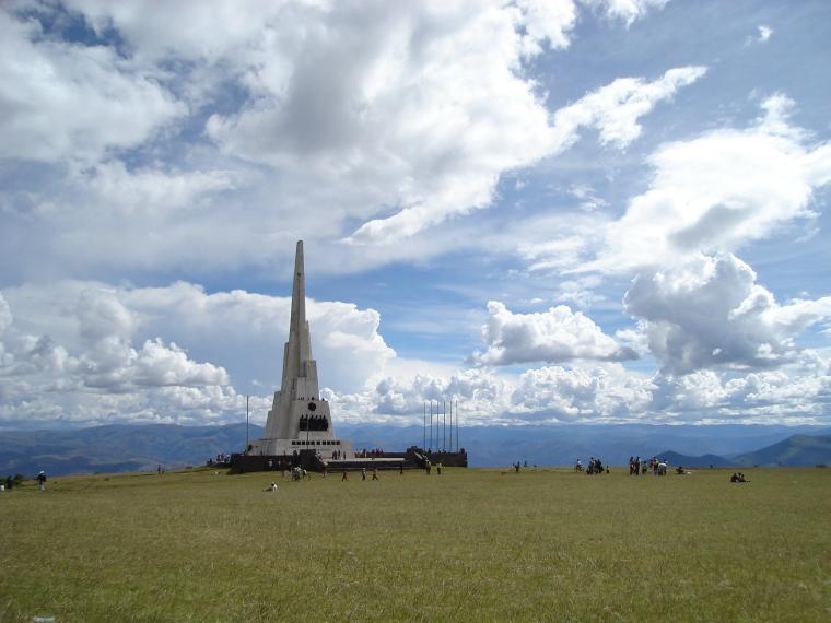 pampa de la Quinua - Ayacucho