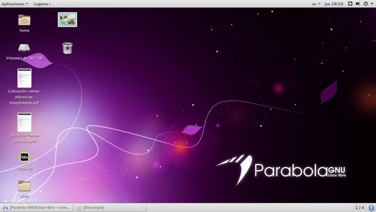 parabola-gnu-linux