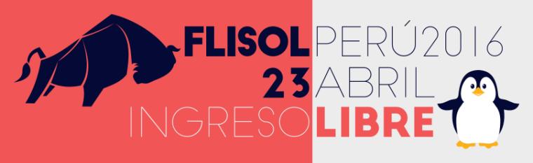 Flisol peru 2016